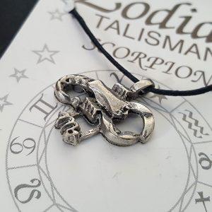 Pendentif Astro Scorpion