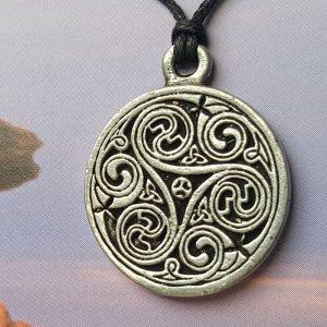 Pendentif Signe Celtique Nion