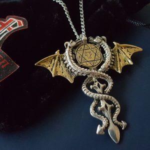 Amulette du Dragon Sacré