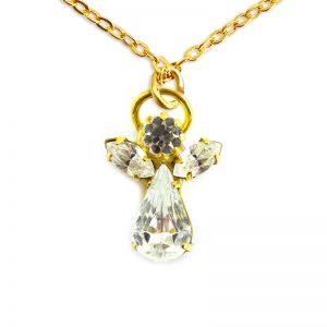 Ange de cristal Cristal