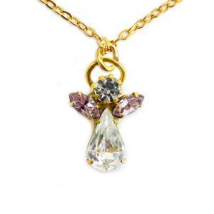 Ange de cristal Alexandrite