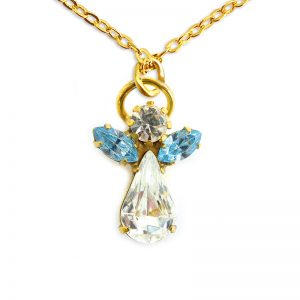 Ange de cristal Aigue-Marine