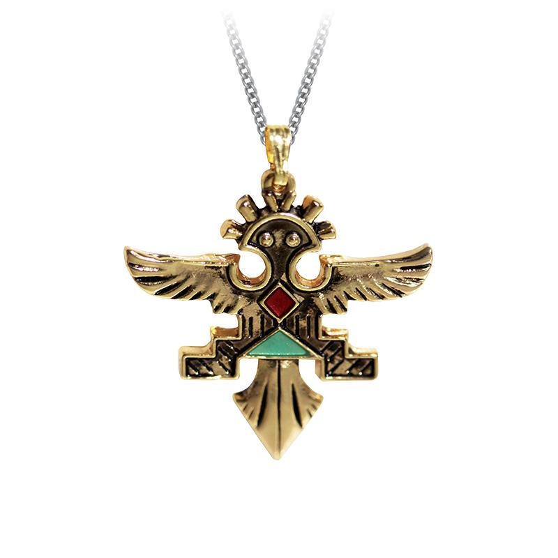 Abi Dyus - Aztec Tesoro