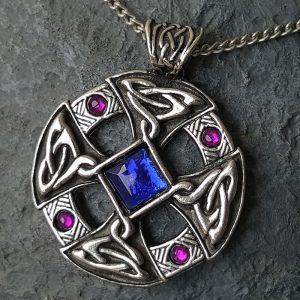 Médaille Croix Celte