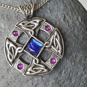 Médaille Croix Celtique