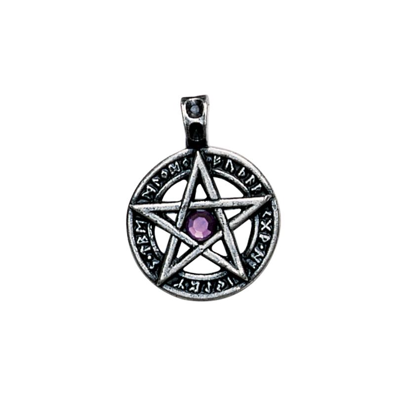 Pentagramme Runique