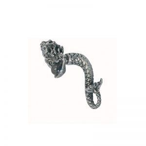 Boucle d'oreille piercing Sirène