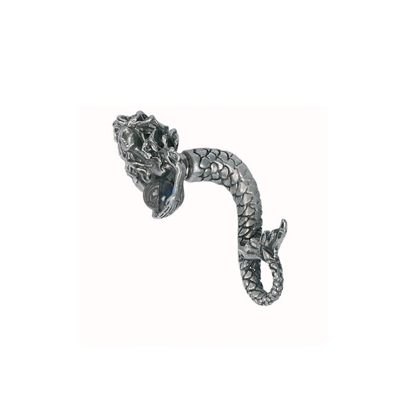 boucle d 39 oreille piercing sir ne pass 39 n thru. Black Bedroom Furniture Sets. Home Design Ideas