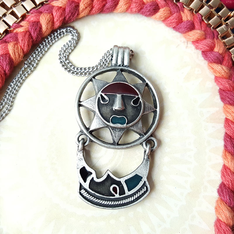 Pendentif Aztèque