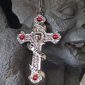 Pendentif Croix Gothique Infinitas