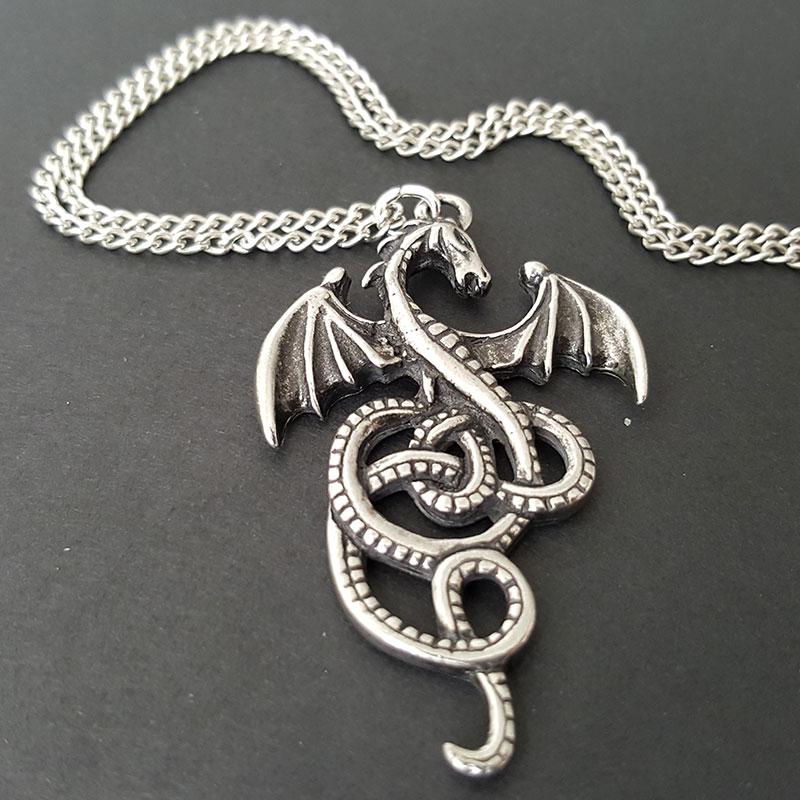 Pendentif Dragon Nidhogg