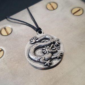 Pendentif Feng Shui Dragon - Recto