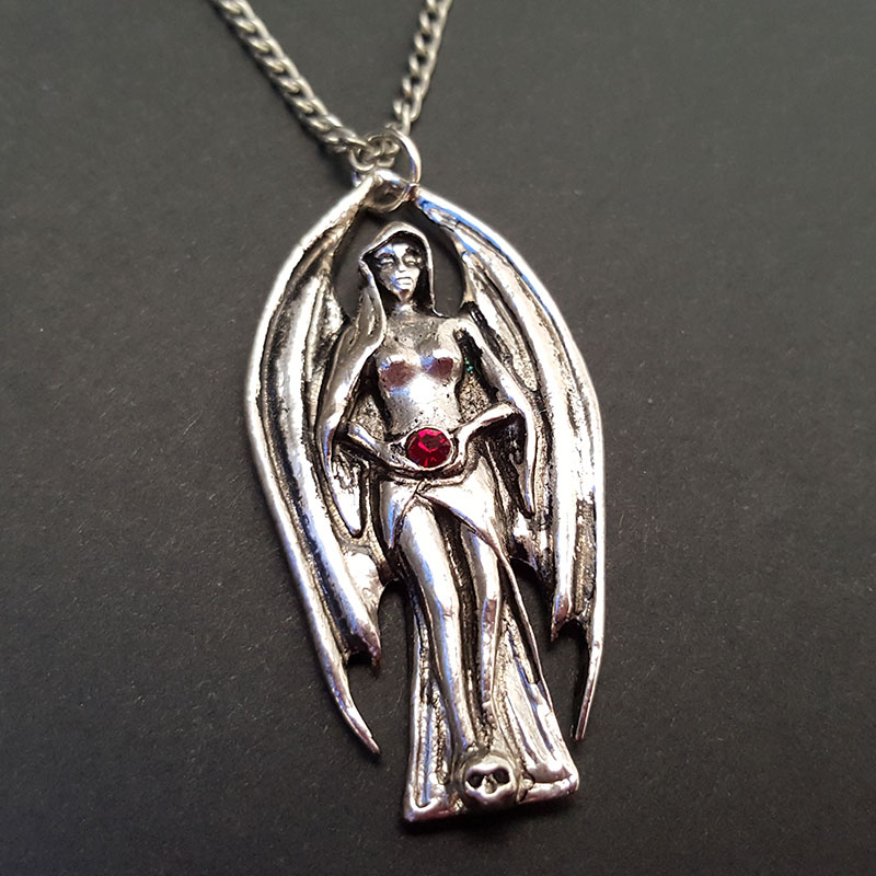 Pendentif Lilith Galraedia