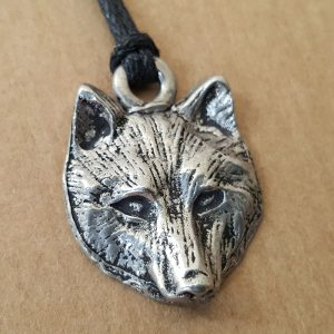 Pendentif Le loup