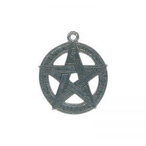 Pentagramme Étoile Runique