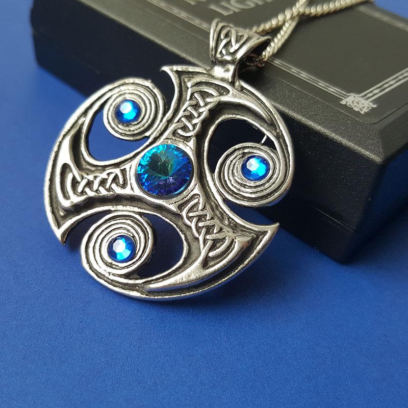 Talisman Celtique Triskell