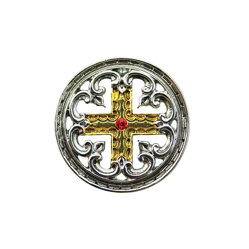 Croix engrêlée