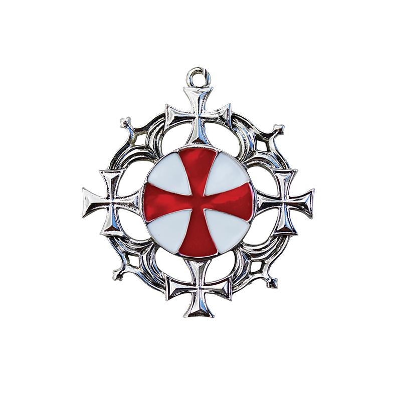 Croix solaire