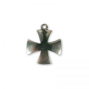 Croix pattée solaire