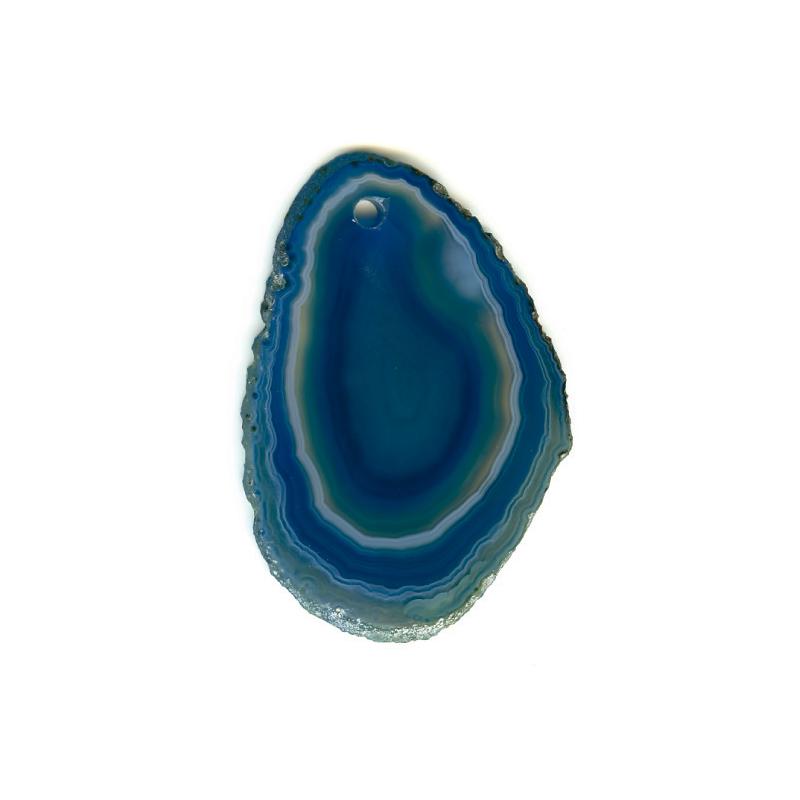 Agate Bleue