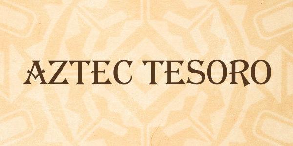 Aztec Tesoro