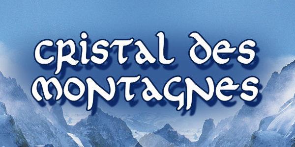 Cristal des montagnes