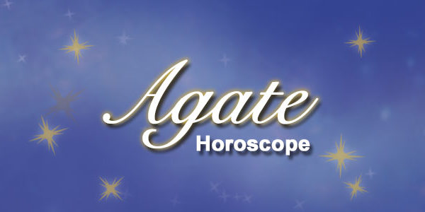 Agate Horoscope