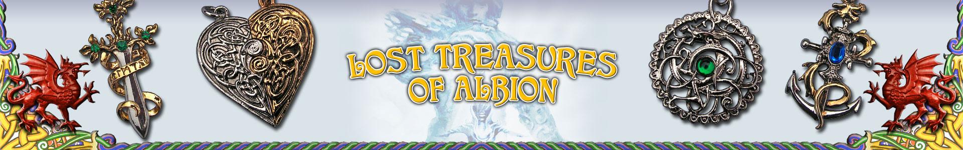 Les Trésors perdus d'Albion
