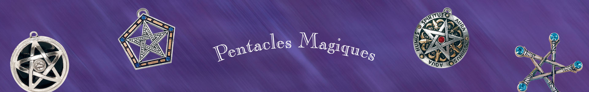 Pentacles Magiques