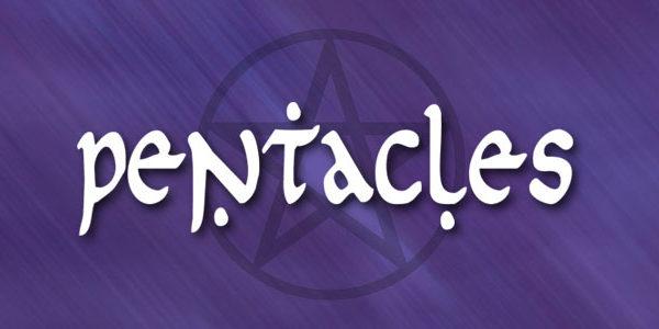 Pentacles