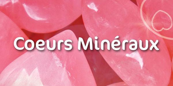 Coeurs minéraux
