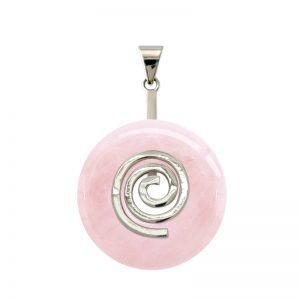 DUO Spirale Quartz rose