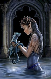 Anne Stokes - Dragon