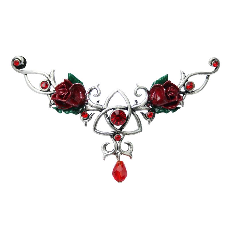 Diadème Rose Union