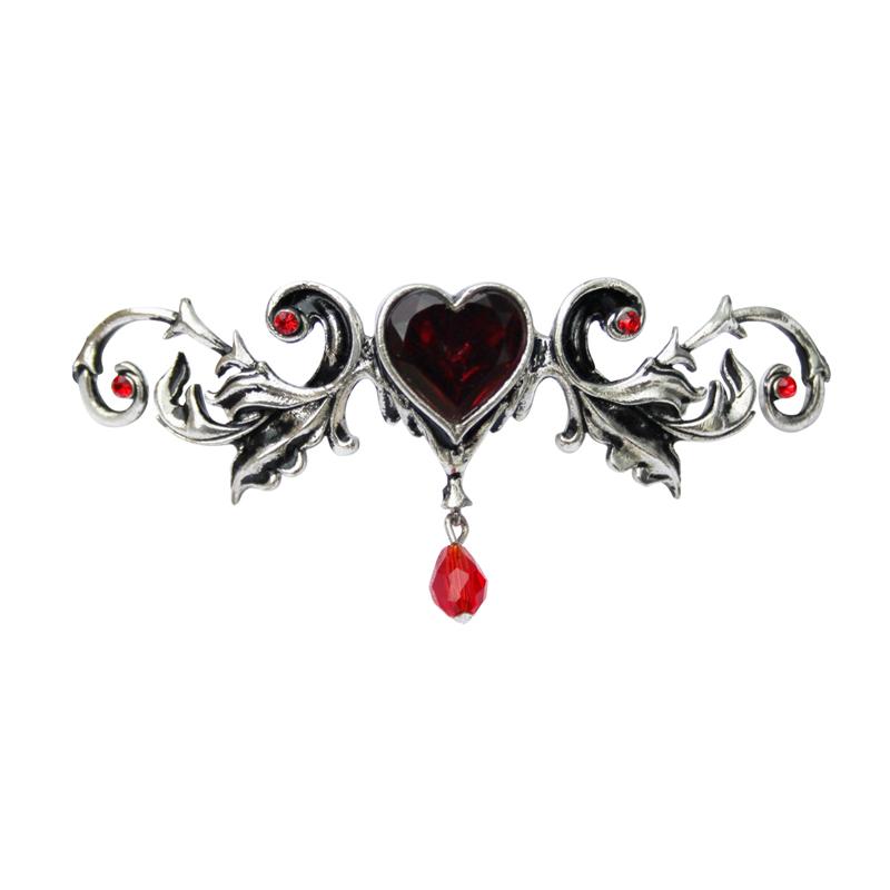 Diadème Le Coeur Brillant