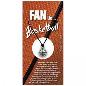 Pendentif Ballon de Basket