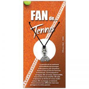 Pendentif Tennis