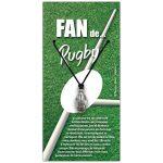 Pendentif Rugby